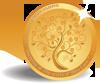 Монета в 1 орн
