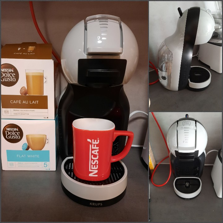 кофемашина Dolce Gusto MiniMe